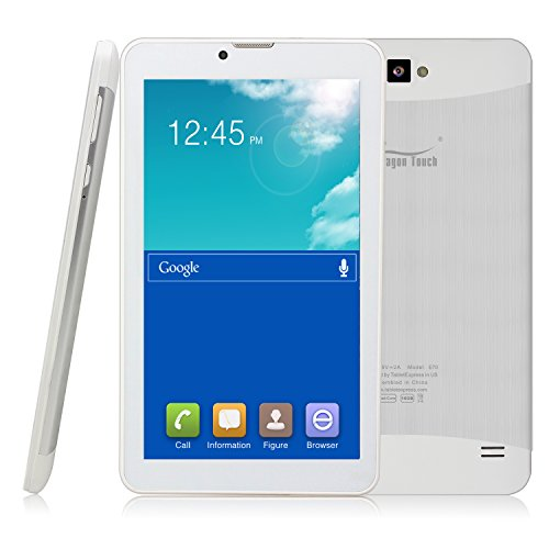 "Dragon Touch E70 7"" 3G Tablet"
