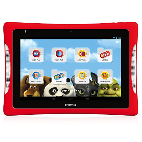 Fuhu Nabi Dream Tab HD 8