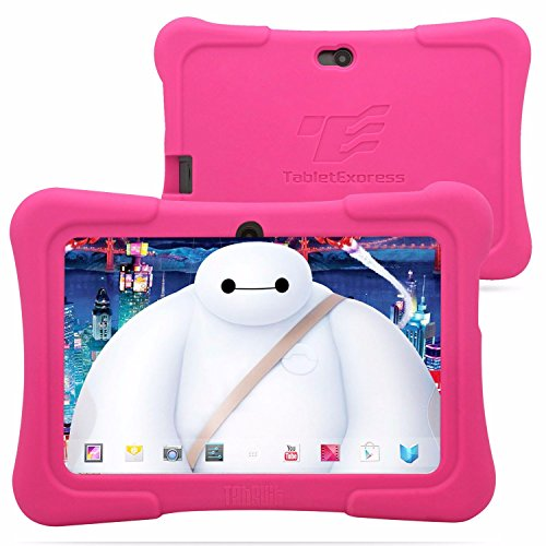 "Dragon Touch 7"" Quad Core Android Kids Tablet"