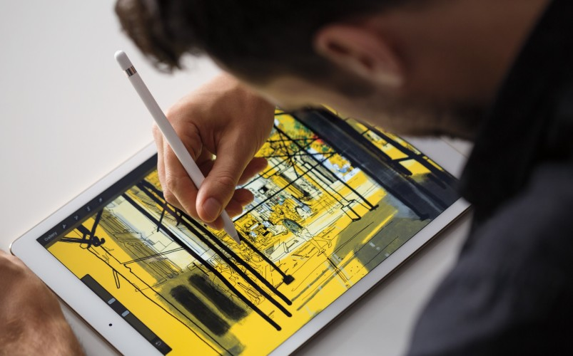 best large screen tablet - iPad Pro