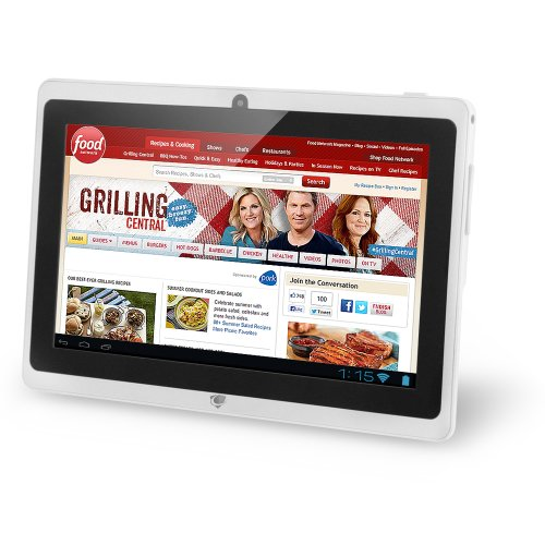 Chromo Inc Tablet - 7 inch HD touchscreen Android Tablet
