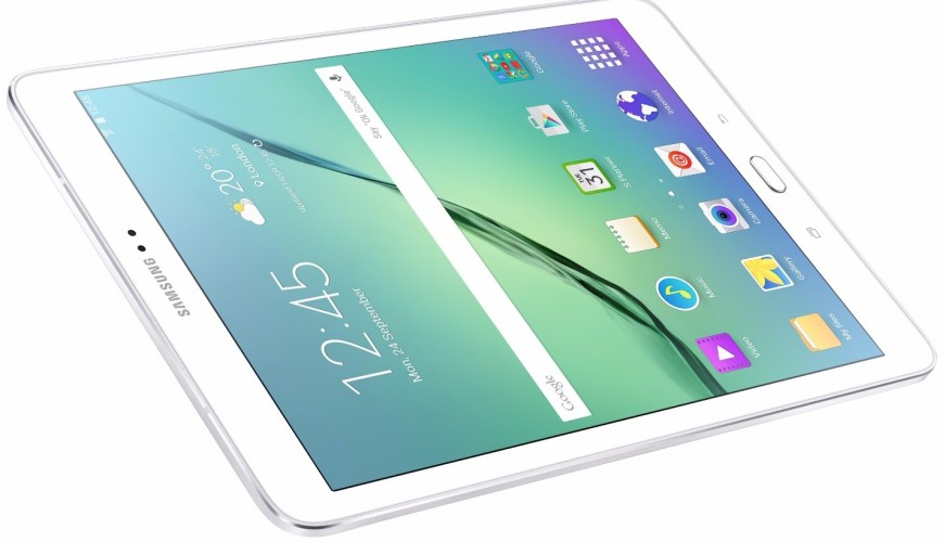 Best android tablets - Samsung Galaxy Tab S2-Design