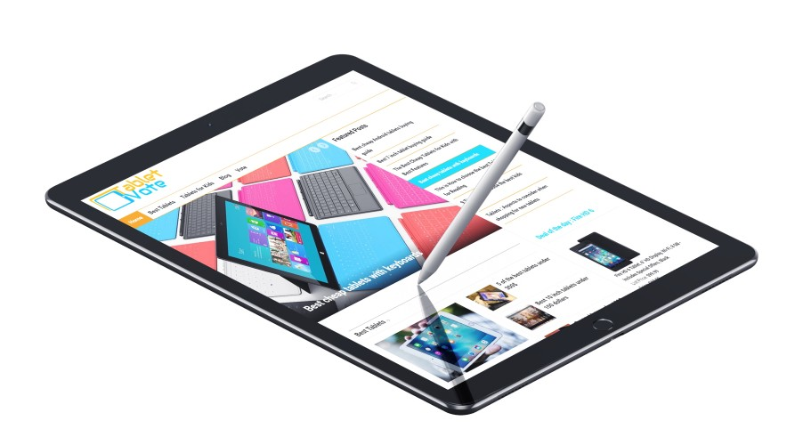 Ipad Pro 9.7 - Best budget tablets on the market to buy